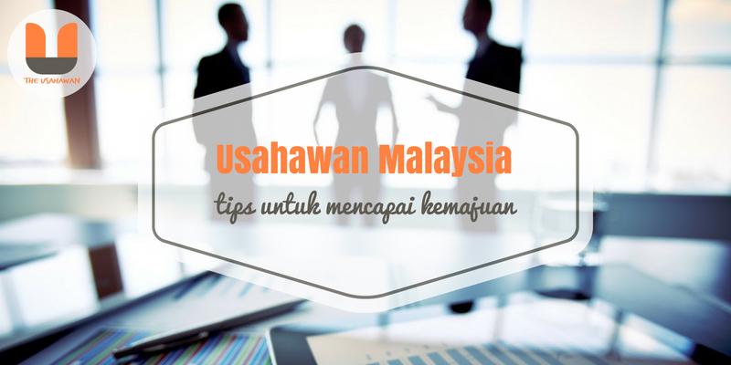 Usahawan Malaysia