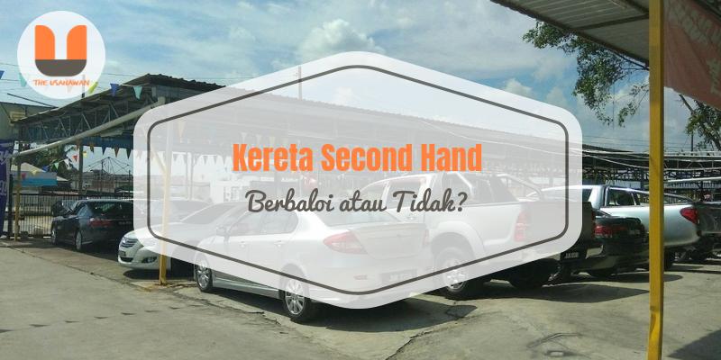 Kereta Second Hand